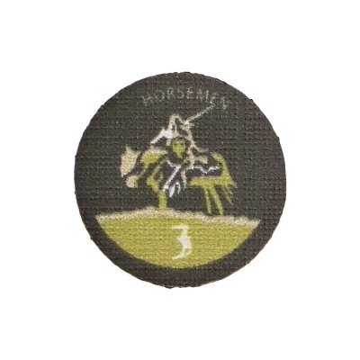Patch Horsemen 3 (Kaki)