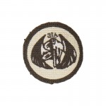 Patch Navy Seal 3TA Devgru Team 3 (Beige)