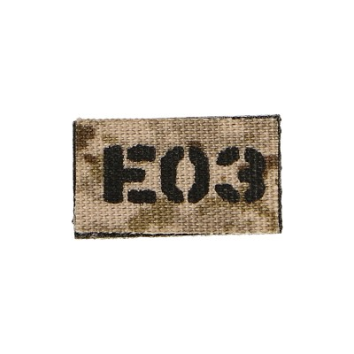 Patch EO3 (Multicam)