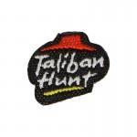 Taliban Hunt Patch (Black)
