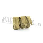 Pochette chargeurs M4 triple