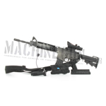 M4A1 Sopmod rifle w/ sling adapter