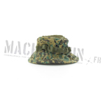 Woodland marpat boonie hat (Net-Top custom)
