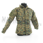 Woodland marpart jacket