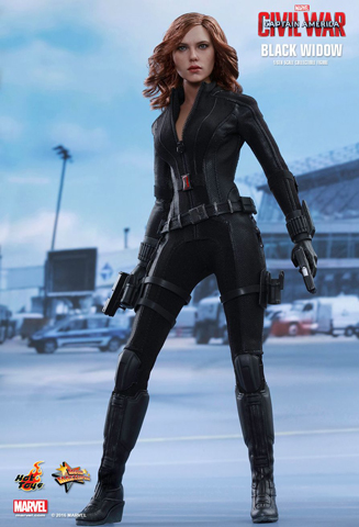 Captain America : Civil War - Black Widow