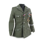 Elite Officer Jacket (Feldgrau)