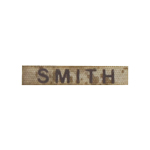 Name Tab Smith (Desert Marpat)