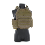 USMC Improved Scalable Plate Carrier ISPC (Coyote)