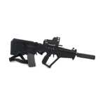 IMI Tavor TAR-21 with ITL MARS Red Dot Sight (Noir)