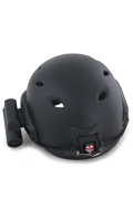 Umbrella Fast Helmet with Condor HD Cam (Black)