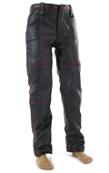 Leather Pants (Black)