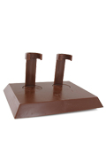 Display Stand (Brown)