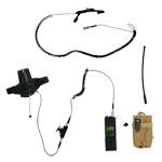 PRC148 radio task headset