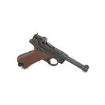 Pistolet P08 Luger (Noir)