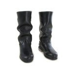 German Marching Boots (Black)