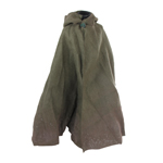 Hooded Elfish Cape (Olive Drab)
