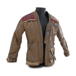 Leather Jacker (Brown)