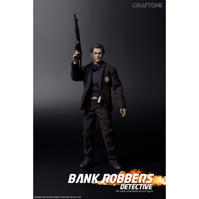 Bank Robbers - Detective