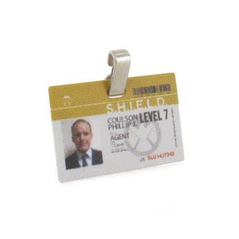 Carte d'identification Agent Phil Coulson