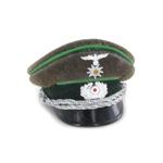 Gebirgsjager Schirmmütze Visor Cap (Olive Drab)