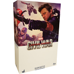 figurine Captain America : Civil War - Hawkeye