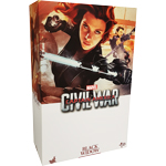 figurine Captain America : Civil War - Black Widow