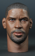 Headsculpt Denzel Washington