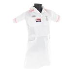 Nurse Blouse (White)