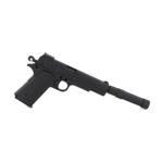 Colt 45 with Silencer (Black)
