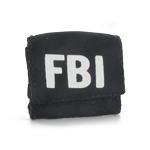 Pochette administrative FBI (Noir)