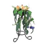 Composition florale (Jaune)