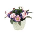 Flower Pot (Pink)