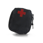 First Aid Pouch (Black)