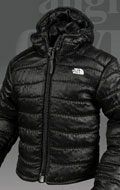 Ultralight Down Jacket Set (Black)