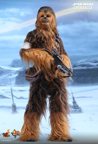 Star Wars : The Force Awakens - Chewbacca