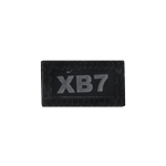XB7 Patch (Black)