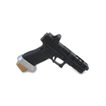 ZEV Custom Glock 17 Pistol (Black)