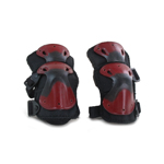 Genouillères XTAK 100 (Rouge)