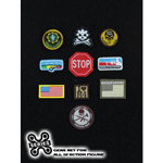 Patch moderne US