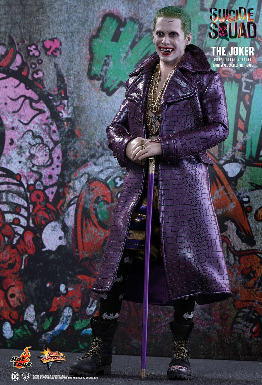 0ca30dda692 Suicide Squad - The Joker (Purple Coat Version)