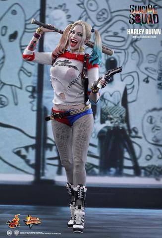 1//6 Suicide Squad Harley Quinn KUMIK batte de baseball pour Phicen Hot Toys figure USA