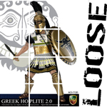 Set Greek Hoplite 2.0 (Type D)