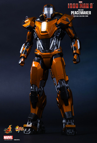 Iron Man 3 - Mark XXXVI Peacemaker