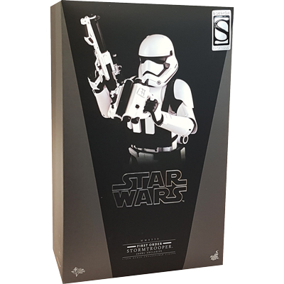 Star Wars : The Force Awakens - First Order Stormtrooper (Jakku Exclusive)