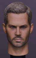 Headsculpt Paul Walker