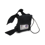 ID Card Pouch (Black)