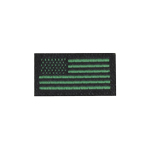 US Flag Patch (Green)