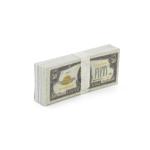 Liasse de billets de banque 50 Dollars