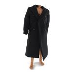 Manteau en laine Homme (Noir)