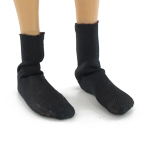 Pair of black socks